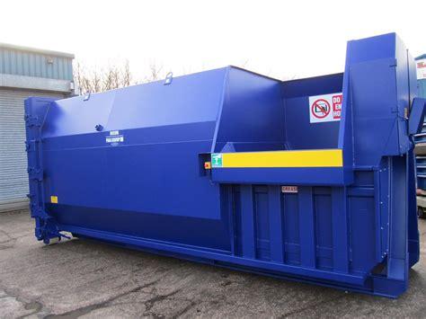garbage compactor waste compactor industriewerkzeuge ausr 252 stung