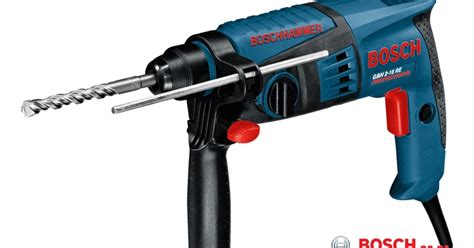Mesin Bor Bosch Gbh 2 18re bosch power tool mesin bor beton dan palu sds plus