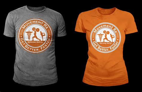 design a crossfit shirt personable upmarket t shirt design for per by kid ink