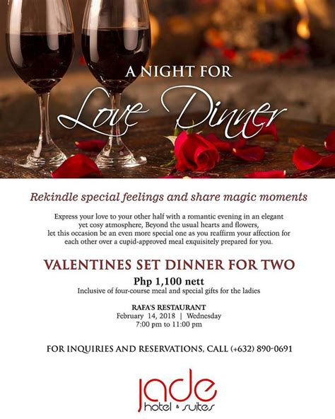 valentines dinner and hotel 10 hotel promos fit for your valentines date pageone