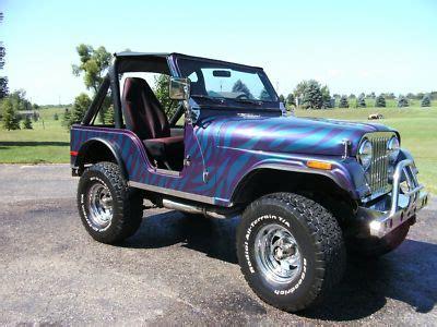 custom cj jeeps for sale cj 1978 custom jeep cj 5 for sale 6500 00