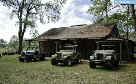 Ocala National Forest Cabin Rentals by Gling Rental Ocala National Forest