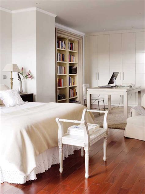 bedroom office layout small library design ideas in the bedroom
