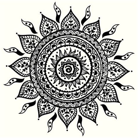sun mandala tattoo 25 best ideas about sun mandala on mandala
