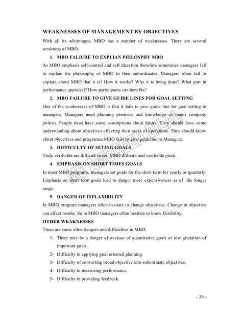 Leadership And Change Management Notes For Mba by Principles Of Management Lecture Notes For Mba