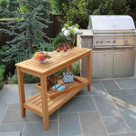 buffet table furniture design outdoor buffet table with cabinets home furniture design