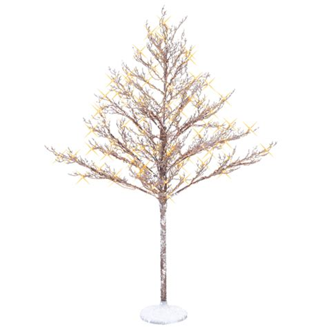 led pre lit stick tree led stick tree lighting