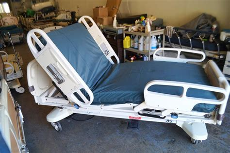stryker bed stryker secure 1 beds hospital beds