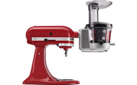 Kitchenaid Juicer And Sauce Attachment Kitchenaid Juicer And Sauce Attachment Ksm1ja