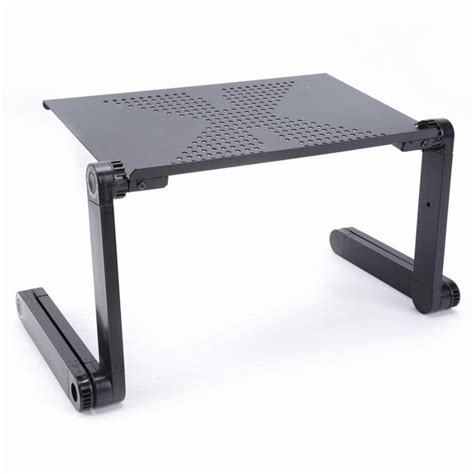 laptop stand desk 360 degree foldable adjustable laptop desk computer table