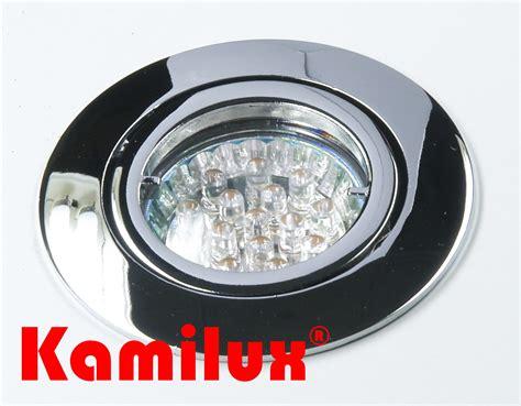 230v led led einbaustrahler bajo downlights 230v gu10 15er led 1 1w