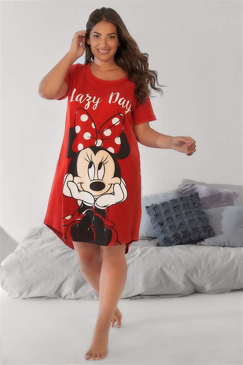 Mastercard Gift Card Email Delivery - red disney minnie mouse lazy day nightdress plus size 16 to 36