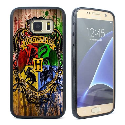 Harry Potter For Samsung S3 S4 S5 S6 S7 S Series harry potter hogwarts crest silicone soft for samsung galaxy s5 s6 s7 ebay