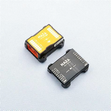 Dji Naza M Lite Original Fc Only Bisa Upgrade Ke V2 cnc aluminum flight controller protection for dji naza series black