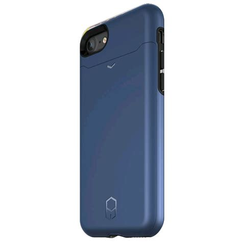 Iphone 7 Plus Patchworks Level Casing Cover patchworks level card for apple iphone 7 plus navy
