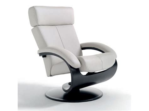 Recliner Armchair by Hola Leather Recliner Chair