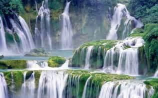 most beautiful waterfalls 12 most beautiful waterfall wallpapers for desktop
