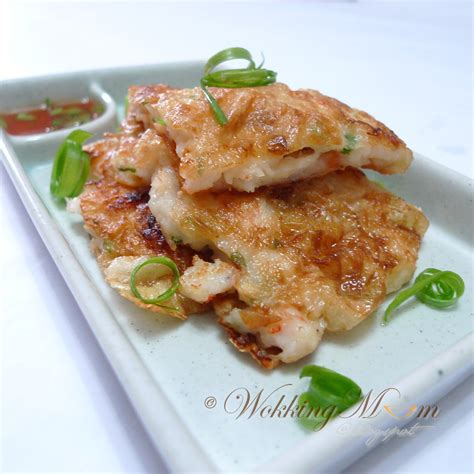 let s get flipping 40 pancake recipes to celebrate pancake day around the world books let s get wokking prawn pancake 脆皮虾饼 singapore food