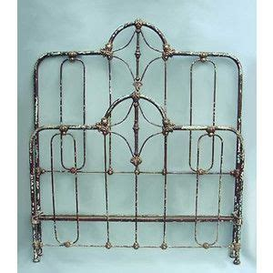Antique Wrought Iron Bed Frames Best 25 Iron Bed Frames Ideas On Pinterest Metal Beds Metal Bed Frames And Bed Frames