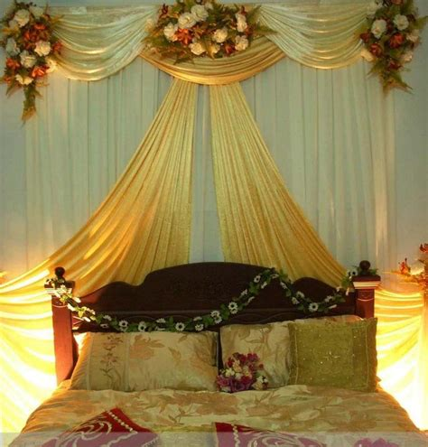 Indian Wedding Bed Decoration by 17 Best Images About Wedding Bed Decoration On