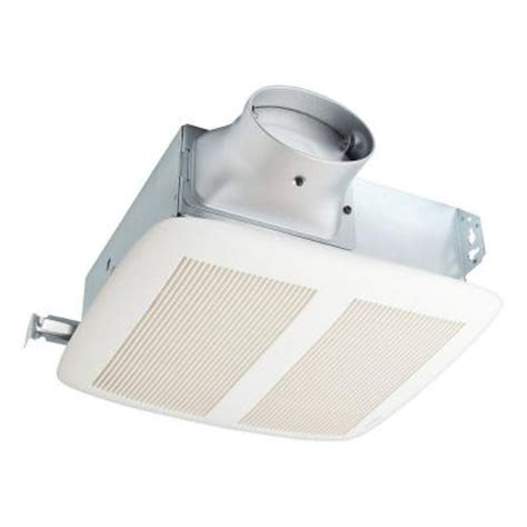 ductless bathroom fan home depot nutone loprofile 80 cfm ceiling wall exhaust bath fan with