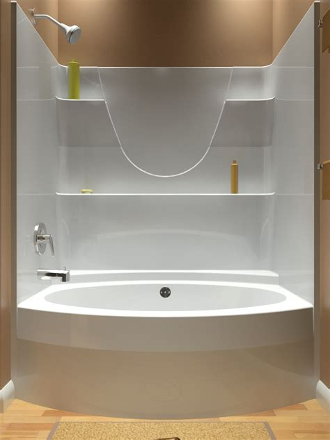 one piece bathtub and shower bathtubs showers diamond tubs showers