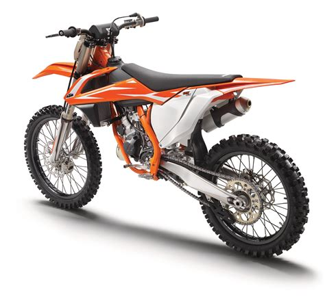 Ktm 125 Sxf Look 2018 Ktm Sx Models Motocross Feature Stories