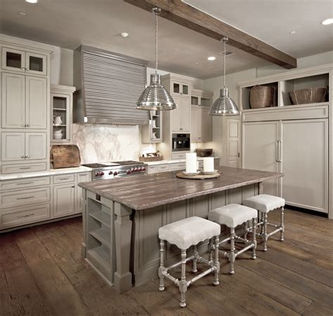 reclaimed wood countertops contemporary kitchen
