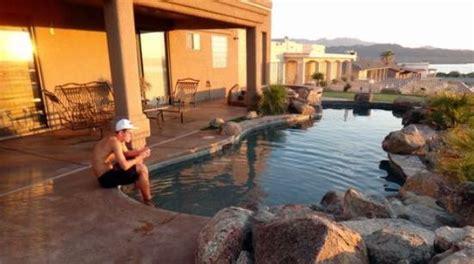 Garage Cabinets Lake Havasu Best View In Havasu Luxury Home With Pool Spa