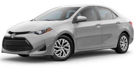 Toyota Corolla Colors What Colors Does The 2017 Toyota Corolla Come In
