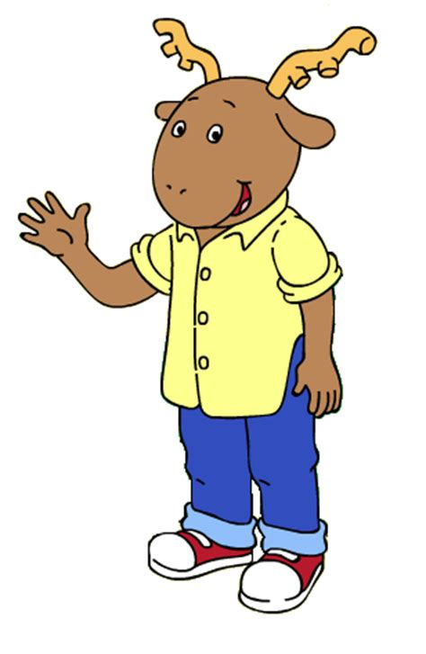 Binky Barns Cartoon Characters Arthur Characters