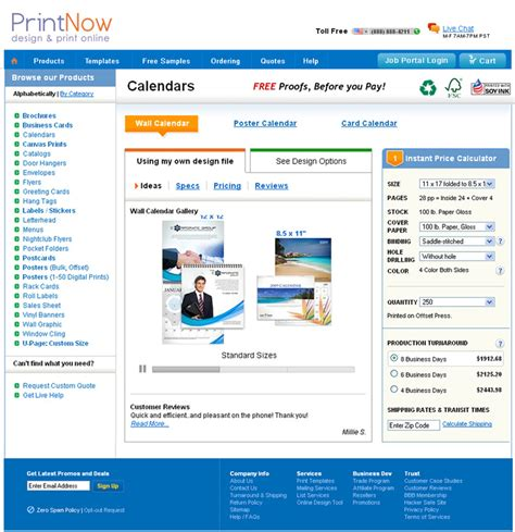 ecommerce website design development company e commerce website development for printing company