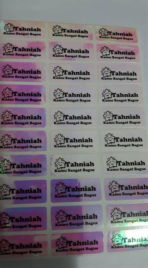 design label sendiri cara buat stiker label sendiri kamos sticker