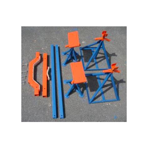 manual boat lifting system brownell boat stands inc - Brownell Manual Boat Lifting System