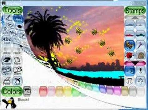 painting play now tux paint