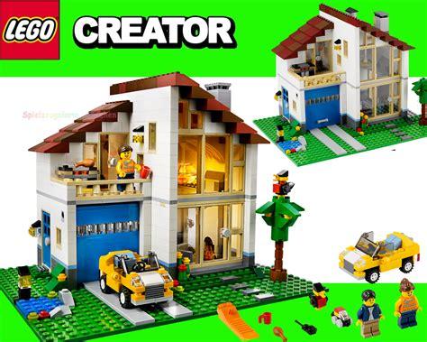 lego creator xl family house 31012 756pcs bnisb ebay