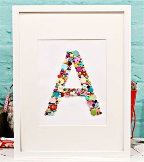 Decorating Ideas With Initials 6 Ways To Diy Your Initials