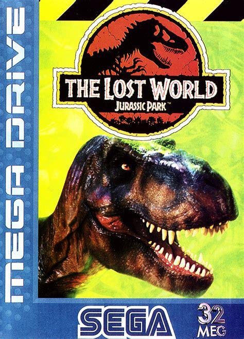 the lost free play jurassic park the lost world sega genesis