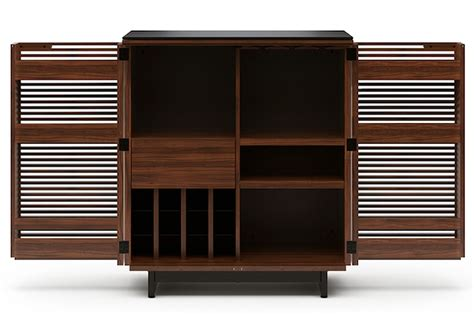 Compact Bar Cabinet Compact Bar Cabinet Black Forest Compact Bar Cabinet With Side Shelves By Mudra Cabinets