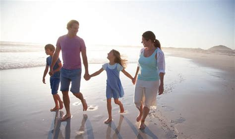 Family Crossings The Happiest Family Place half of britons say family holidays are their happiest
