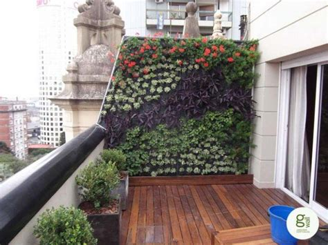 15 Amazing Ideas For Perfect Balcony Garden Style Motivation Balcony Wall Garden