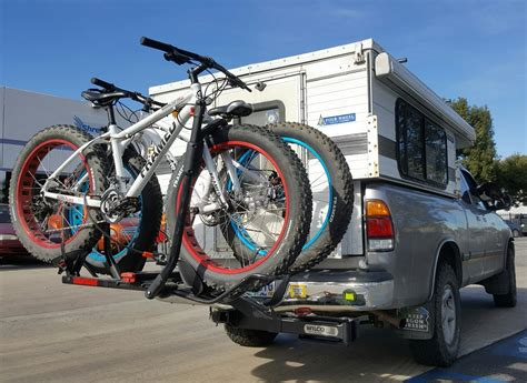 Swing Out Bike Rack by Hitchswing Wilcooffroad Comwilcooffroad