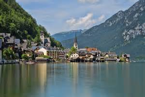 hallstatt austria most beautiful villages in europe with images