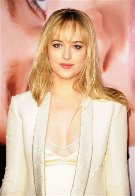 dakota johnson bangs dakota johnson long straight cut with bangs long