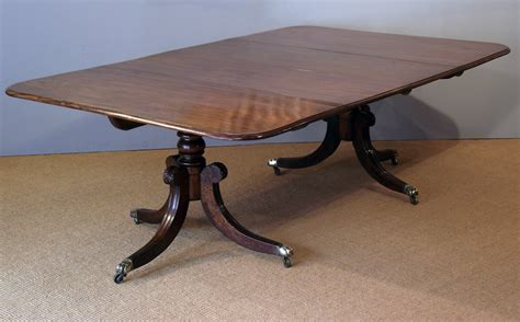 Antique Dining Tables Uk Antique Mahogany Pedestal Dining Table Antique