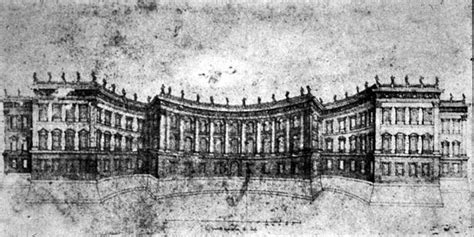 bernini s design for the louvre paris floor plans baroque architecture in france architecture arc 268 with