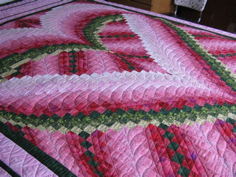 Bargello Patchwork - free bargello quilt pattern