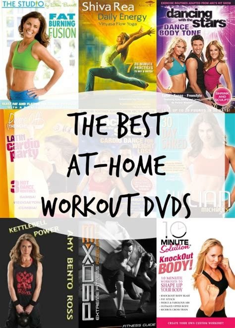 best workout dvds make most out of it
