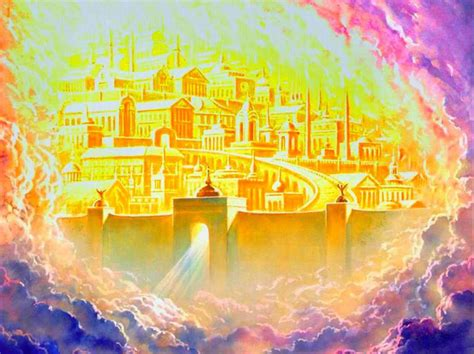 A Revelation Of Heaven the new heaven and new earth audio bible revelation 21