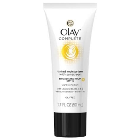 Olay Sunblock Spf 50 olay complete tinted moisturizer with sunscreen broad